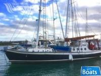 Gaff Staysail Schooner