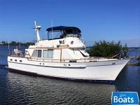 Island Gypsy 44 Flush Aft Deck
