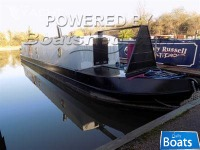 Narrowboat 50ft Trad Stern