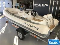 Williams Turbo Jet 325 Sport 100 Hp