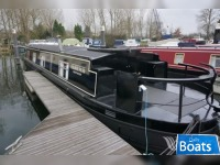 Liverpool Boat Company Widebeam 50ft