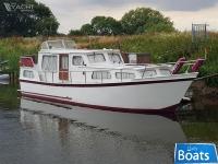 Dutch Steel boat Altena