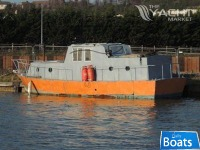 Steel House Boat