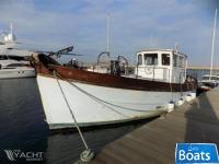 Wooden Motor sailer Wooden Motor sailer