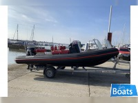 Gemini Marine Waverider 600 RIB
