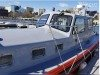1983 32 x 11 Fiberglass Work/Survey Boat