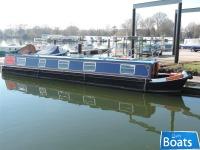 Narrowboat C.T.FOX
