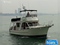 Halvorsen Island Gypsy 36 motor yacht