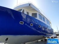 Custom Aganthur Vedette Dive Boat