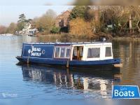 Peter Nicholls Steelboats Launch