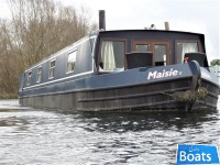 Liverpool Boats Widebeam 55 x 10