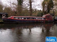 Narrowboat 45ft