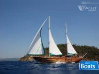 Bodrum boatyard - Turkey Classic Gulet
