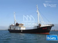 Trawler Yacht Converted Charter Motor Yacht