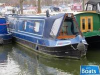 SM9630 Westender Trad Stern Narrowboat