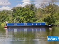 Tyler Wilson / Broom 58 Narrowboat