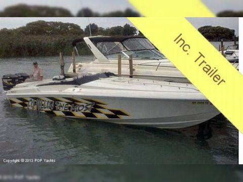 hustler power boat for sale
