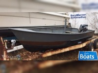 16 x 5 Steel Work Boat