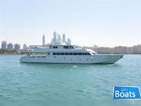 Custom UAE 121 Custom Alloy Yacht
