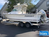 Pursuit 2550 WA