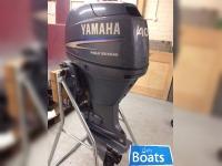 Yamaha 40 hp Four Stroke PTT