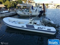 Nuova Jolly Blackfin 545