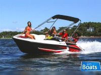 SEALVER WAVE BOAT 444 BLACK WAVE