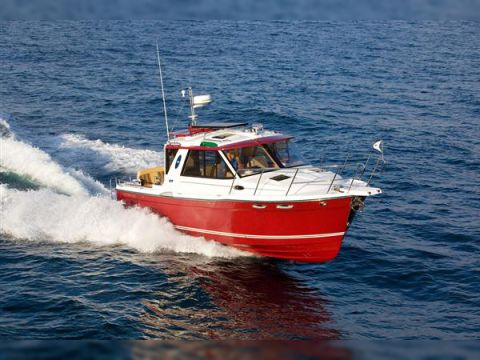Cutwater Boats 28