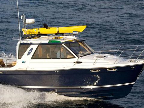 Cutwater Boats 26