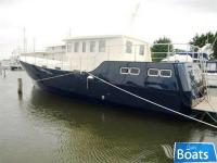 Houseboat Houseboat Steel Trawler