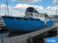 Unclassified Trawler Livaboard