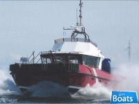 Water Jet Wind Farm - Crew Workboat