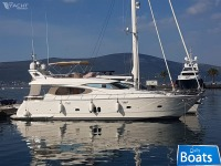 Vision Yachts Co.,Ltd. Elegance 60 Garage