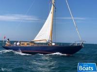 Bermudian Sloop Yacht