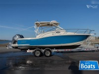 Scout Boat 262 Abaco