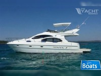 Azimut AZ 42 Flying bridge