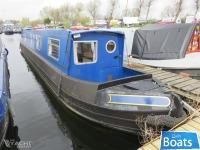 SM9638 Westminster Abbey Alvechurch 50ft Semi-Trad Narrowboat