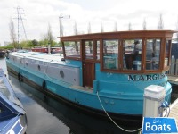 SM9640 Margie Bargie 60ft x 12ft 3in Live-aboard wide-beam
