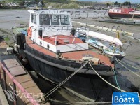 Steel Work Boat