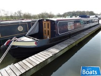 Narrowboats of Stafford 57ft Cruiser Stern