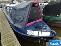 John White Fabrications 45ft Cruiser Stern
