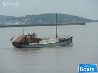 52FT EX NAVAL PINNACE REGISTERED HISTORIC SHIP 52FT EX NAVAL PINNACE REGISTERED HISTORIC SHIP