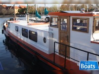 60 ft Traditional Dutch Motor Barge 60 ft Traditional Dutch Motor Barge