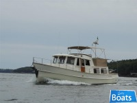 Eagle Pilothouse Trawler