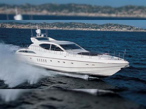 Cantiere Navale Arno Leopard 24 MT