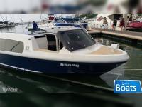 Custom Limo Taxi Boat
