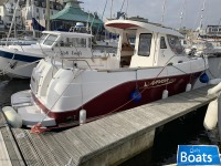 Arvor 250as Diesel Fishing Boat