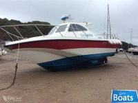 Evolution 33 Offshore Commercial Fishing Boat