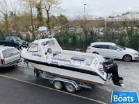 Warrior 6MTR BESPOKE Fishing Boat 175