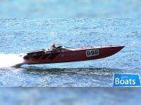Apache 41 Race Boat - Flyin Falcon